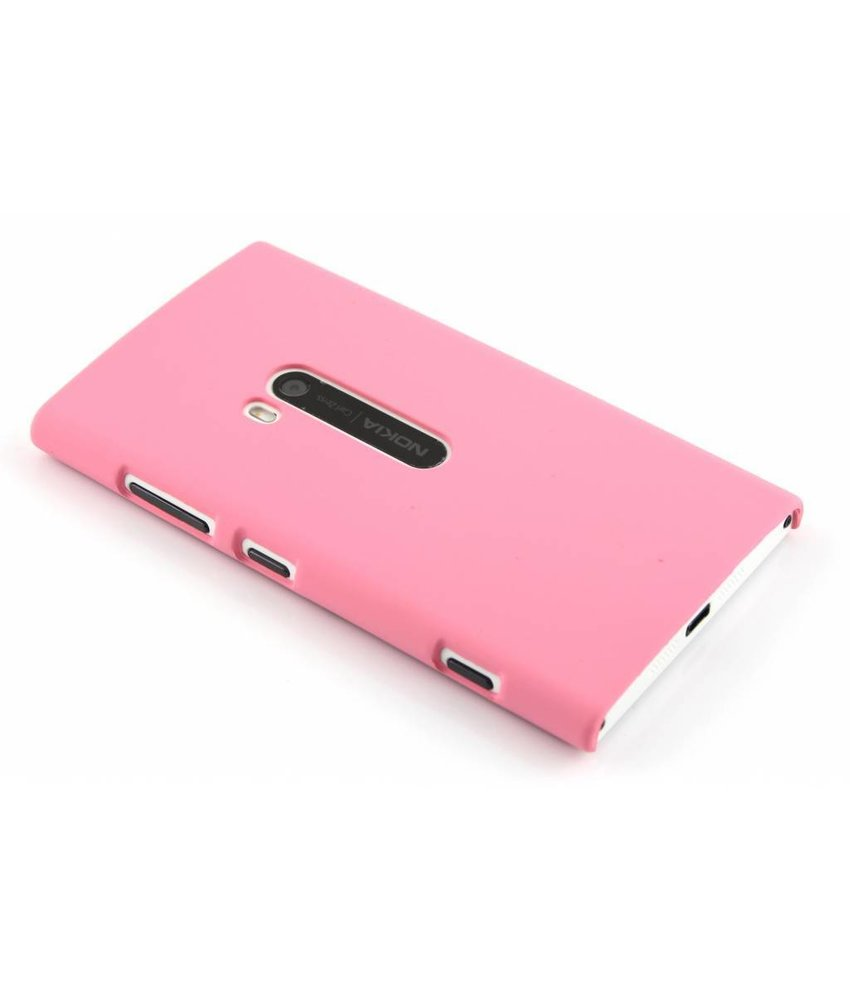 Roze effen hardcase Nokia Lumia 920