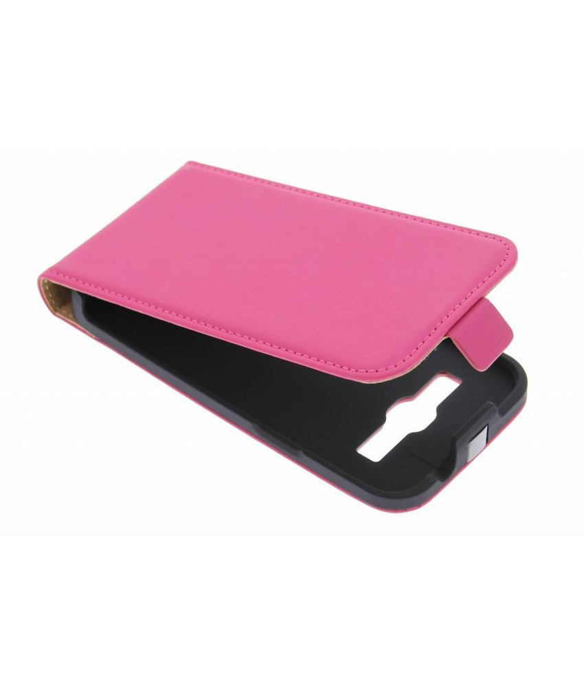 Mobiparts Premium flipcase Galaxy Core Plus - Pink