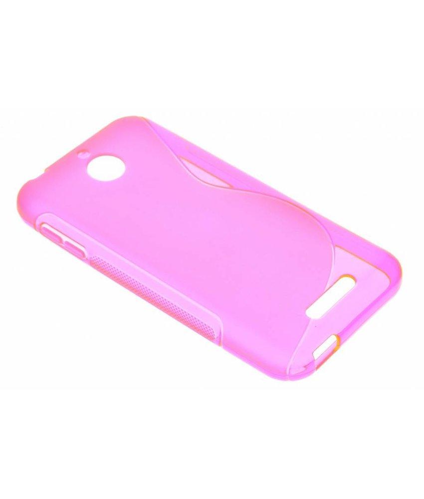 Rosé S-line TPU hoesje HTC Desire 510
