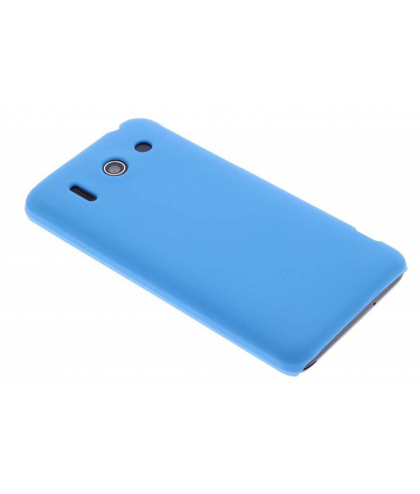 Turquoise effen hardcase hoesje Huawei Ascend G510