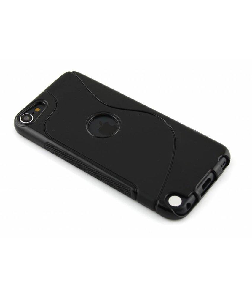 Zwart S-line TPU hoesje iPod Touch 5g / 6