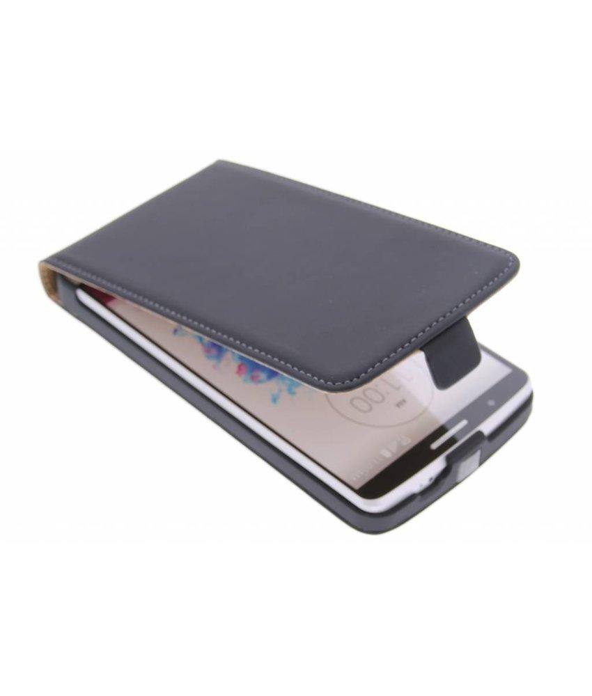 Mobiparts Premium flipcase LG G3 - Black