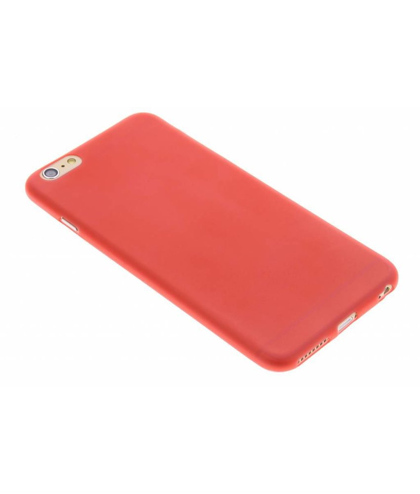 Muvit ThinGel Case iPhone 6(s) Plus - Roze