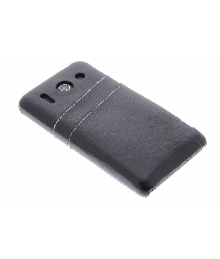 Zwart hardcase met vakjes Huawei Ascend G510