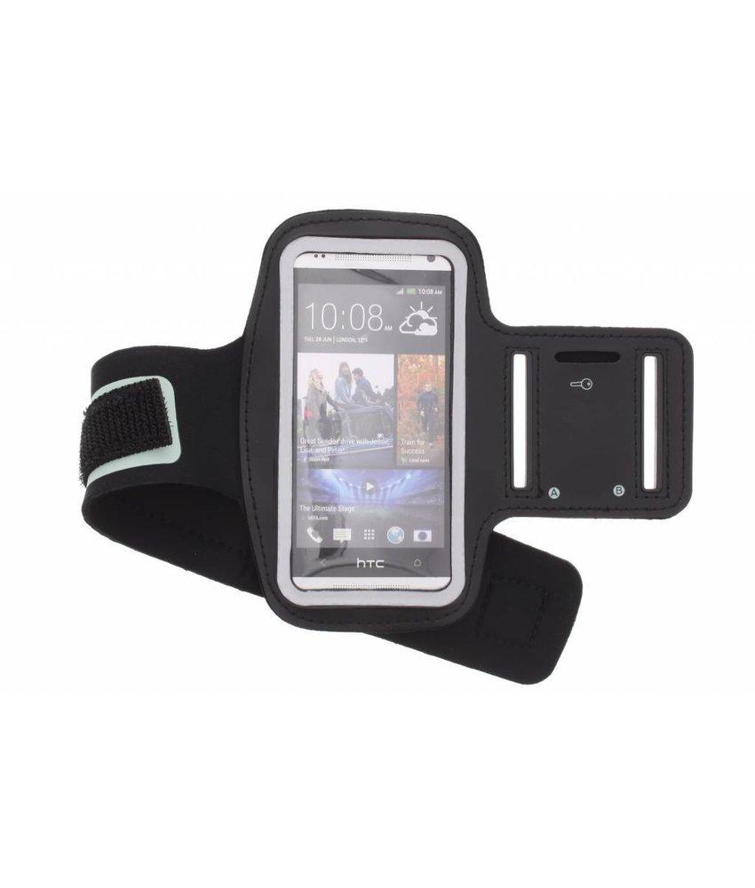 Zwart sportarmband HTC One Mini