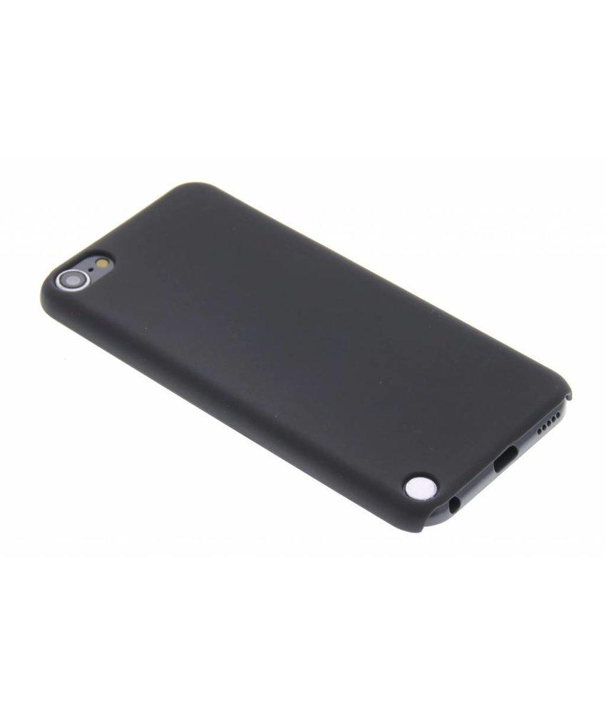 Zwart effen hardcase iPod Touch 5g / 6