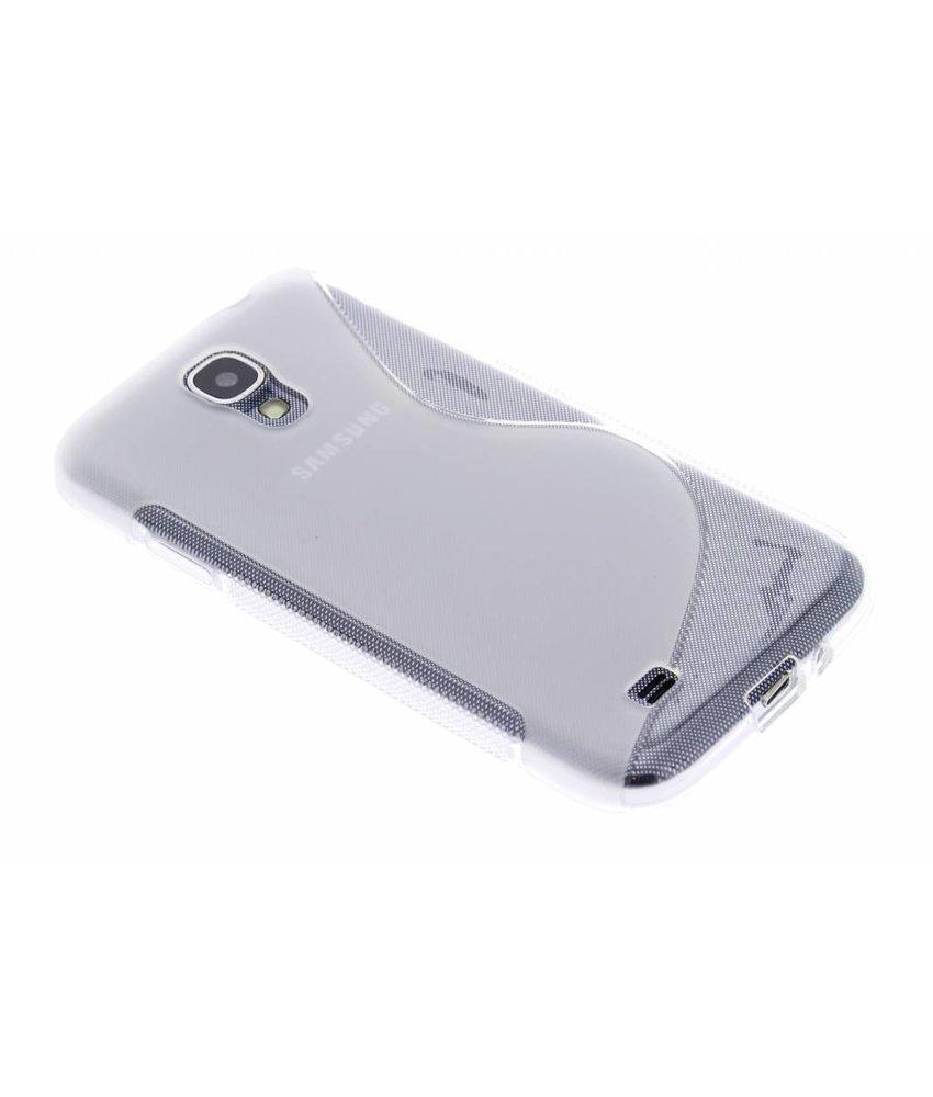 Transparant S-line TPU hoesje Samsung Galaxy S4