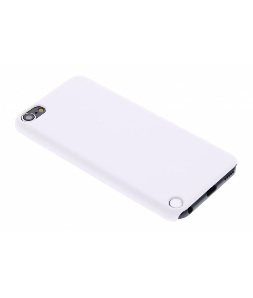 Wit effen hardcase iPod Touch 5g / 6