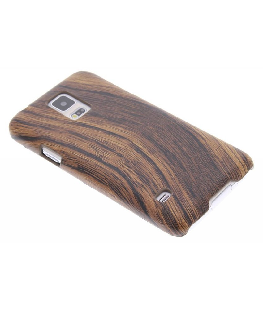 Hout design hardcase Samsung Galaxy S5 (Plus) / Neo