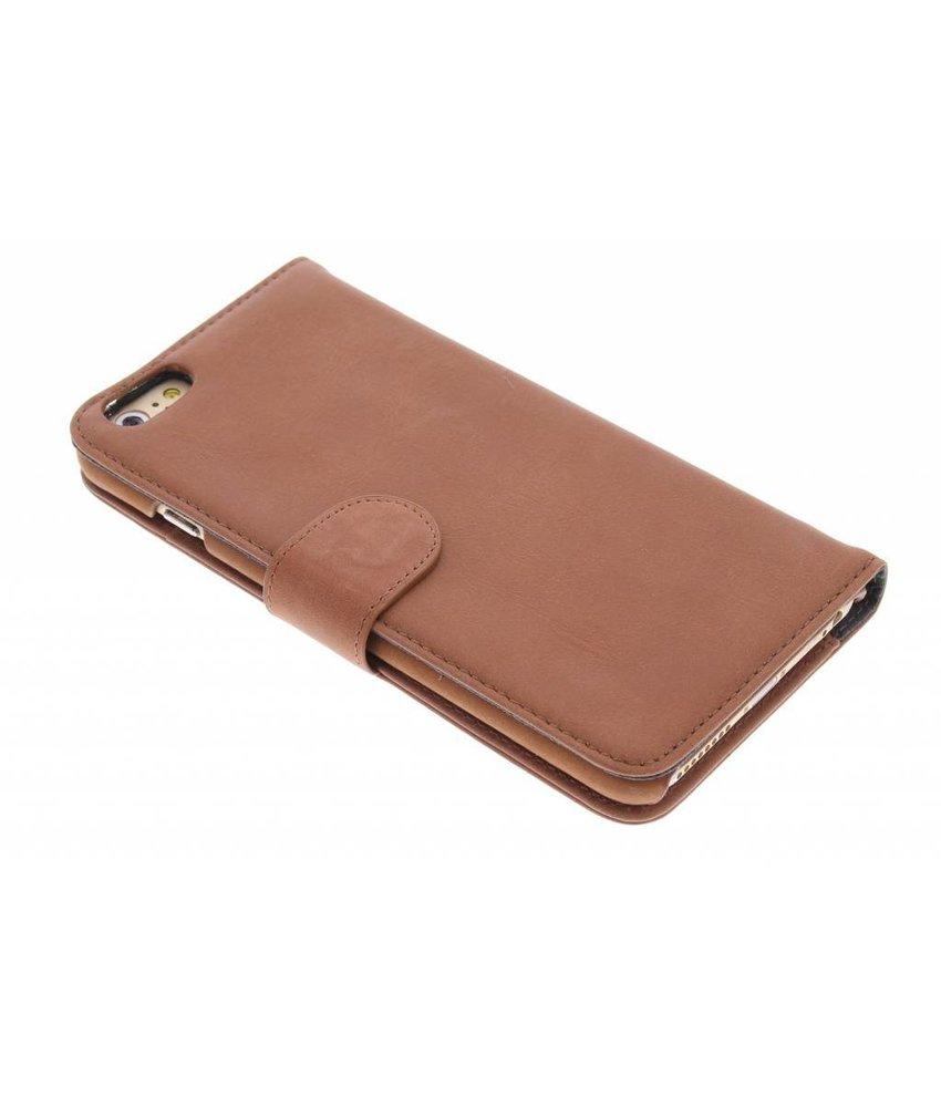 Melkco Premium Leather Wallet Case iPhone 6(s) Plus