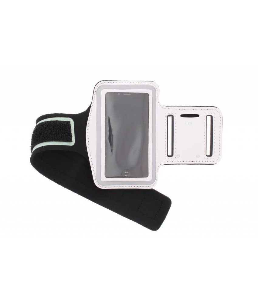 Wit sportarmband iPhone 4 / 4s / iPod Touch 4g