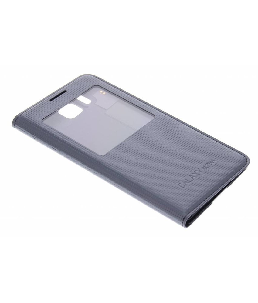 Samsung S View Cover Galaxy Alpha