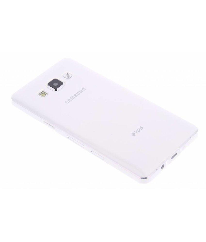 Ultra thin transparant TPU Samsung Galaxy A5
