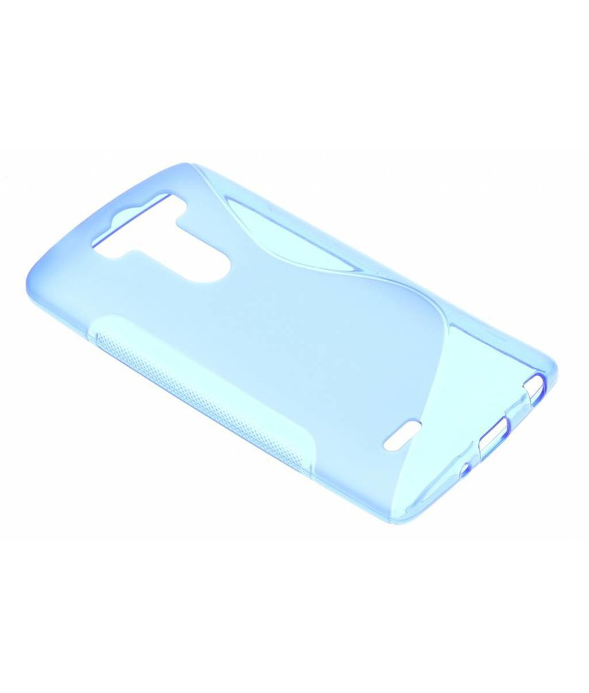 Blauw S-line TPU hoesje LG G3 S