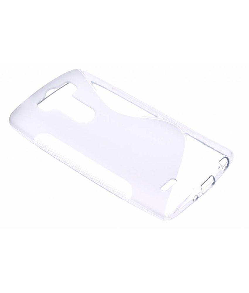 Grijs S-line TPU hoesje LG G3 S