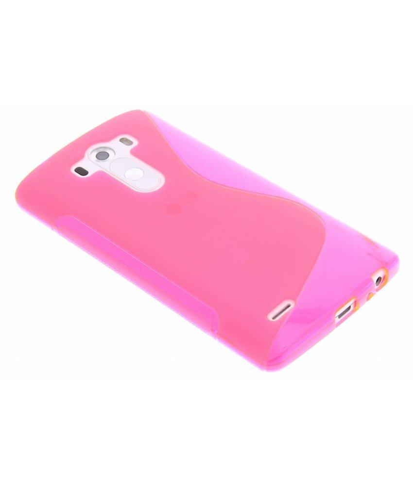 Rosé S-line TPU hoesje LG G3