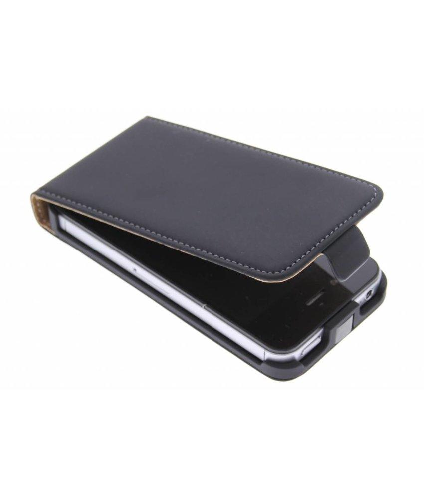 Mobiparts Premium flipcase iPhone 4 / 4s - Black