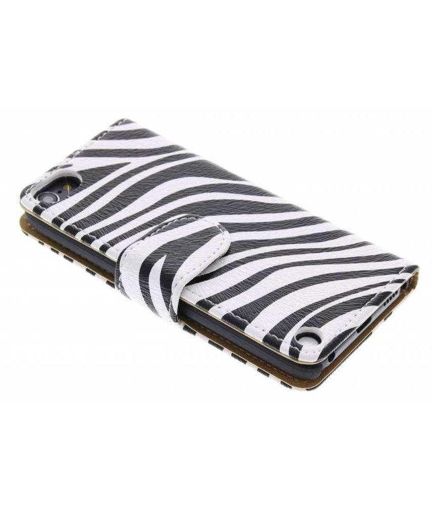 Zebra booktype hoes iPod Touch 5g / 6