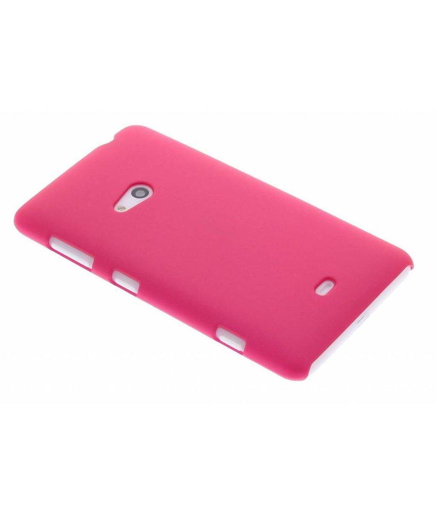 Fuchsia effen hardcase Nokia Lumia 625