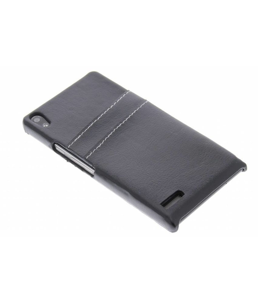 Hardcase hoesje met vakjes Huawei Ascend P6 / P6s
