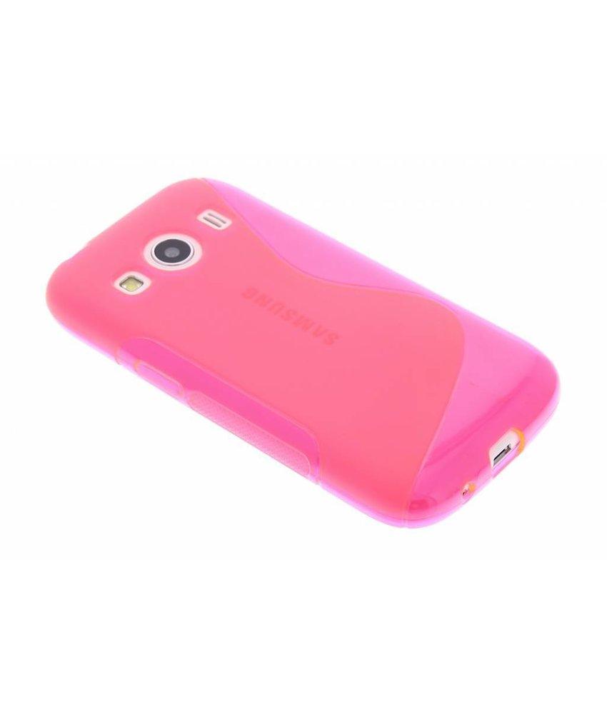 Rosé S-line TPU hoesje Samsung Galaxy Ace 4