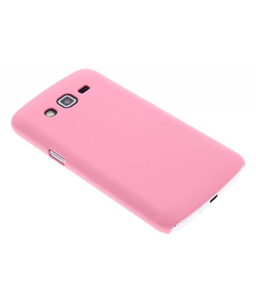 Roze effen hardcase Samsung Galaxy Grand 2