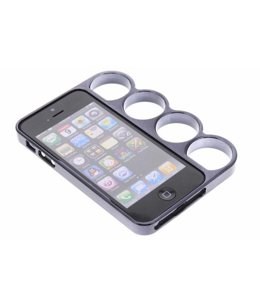 Zwart boksbeugel bumper iPhone 5 / 5s