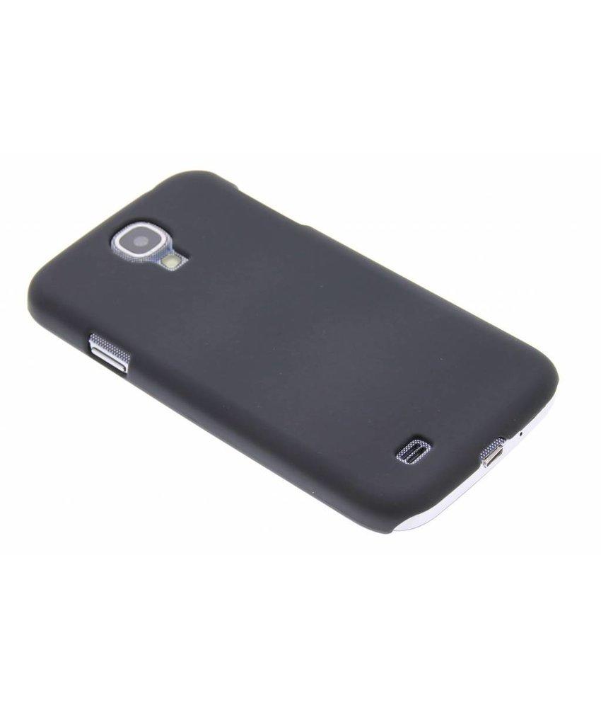Zwart effen hardcase Samsung Galaxy S4