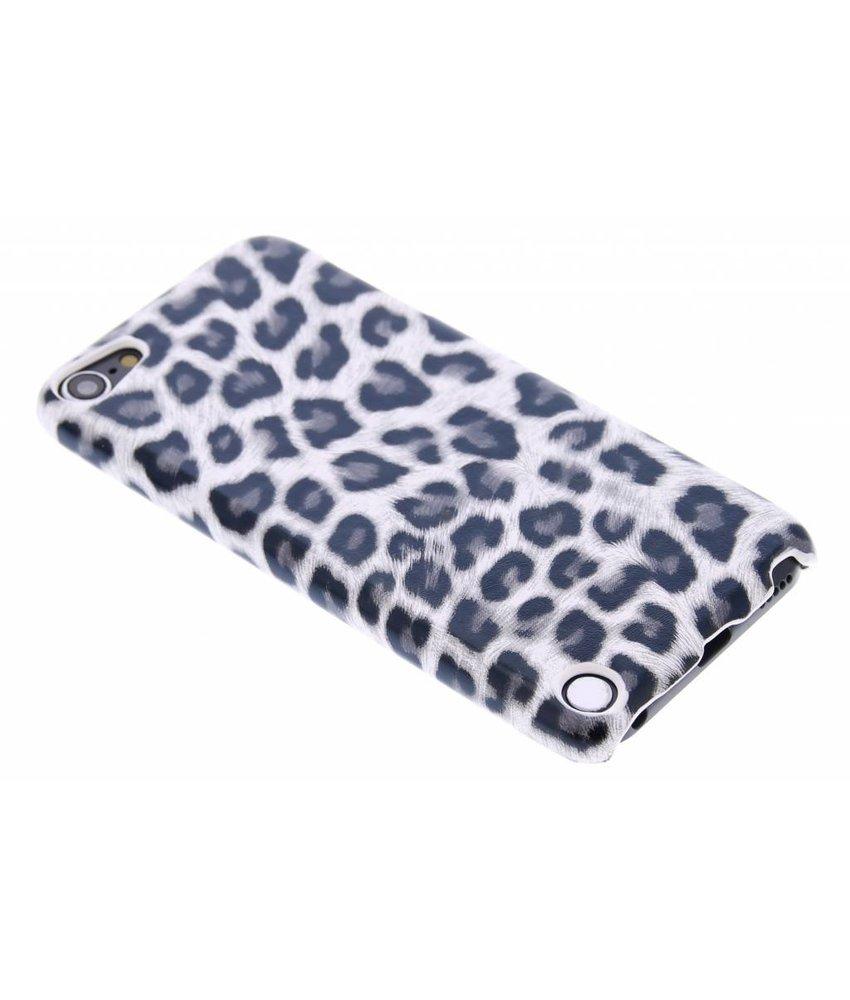 Grijs luipaard design hardcase iPod Touch 5g / 6