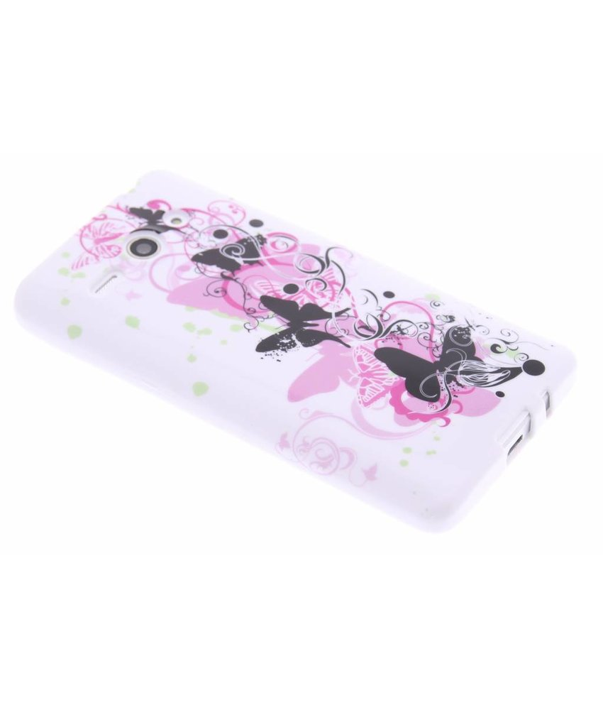 Design TPU siliconen hoesje Huawei Ascend Y530