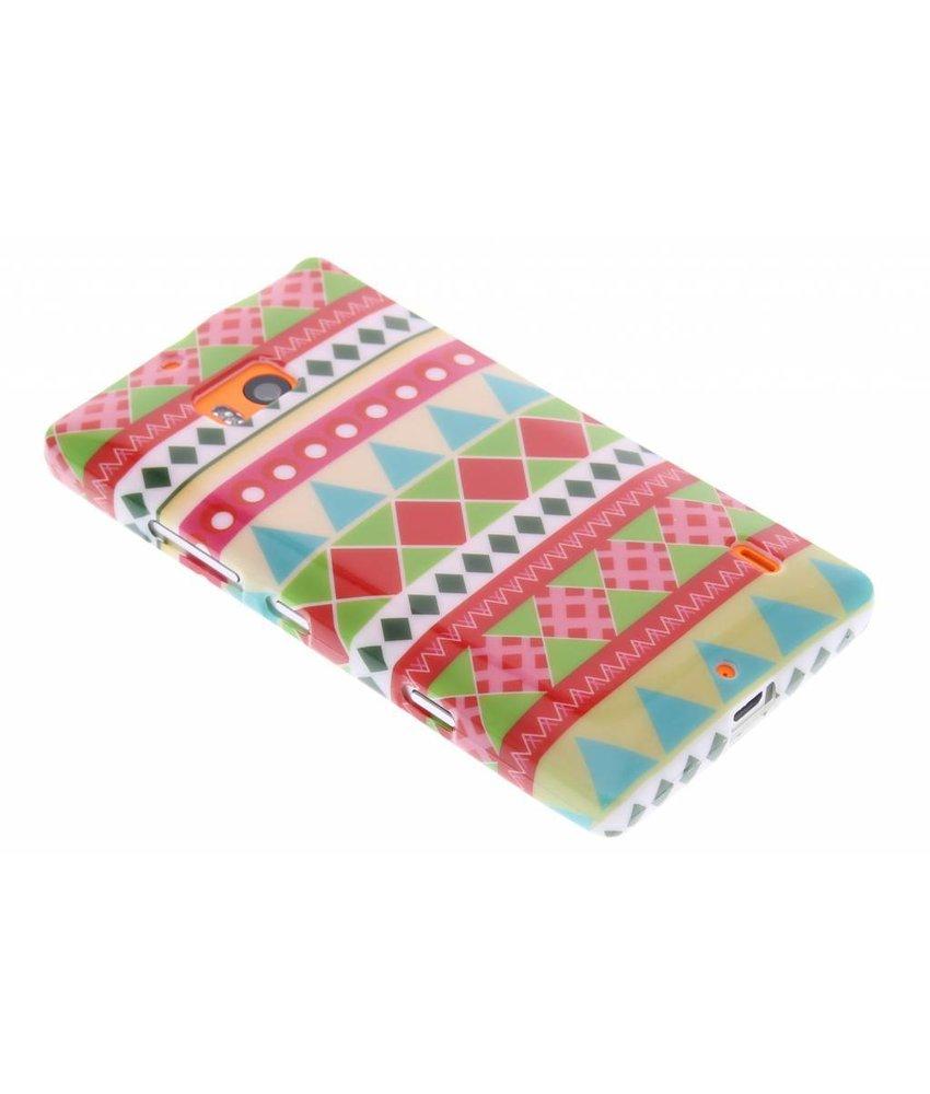 Design TPU siliconen hoesje Nokia Lumia 930