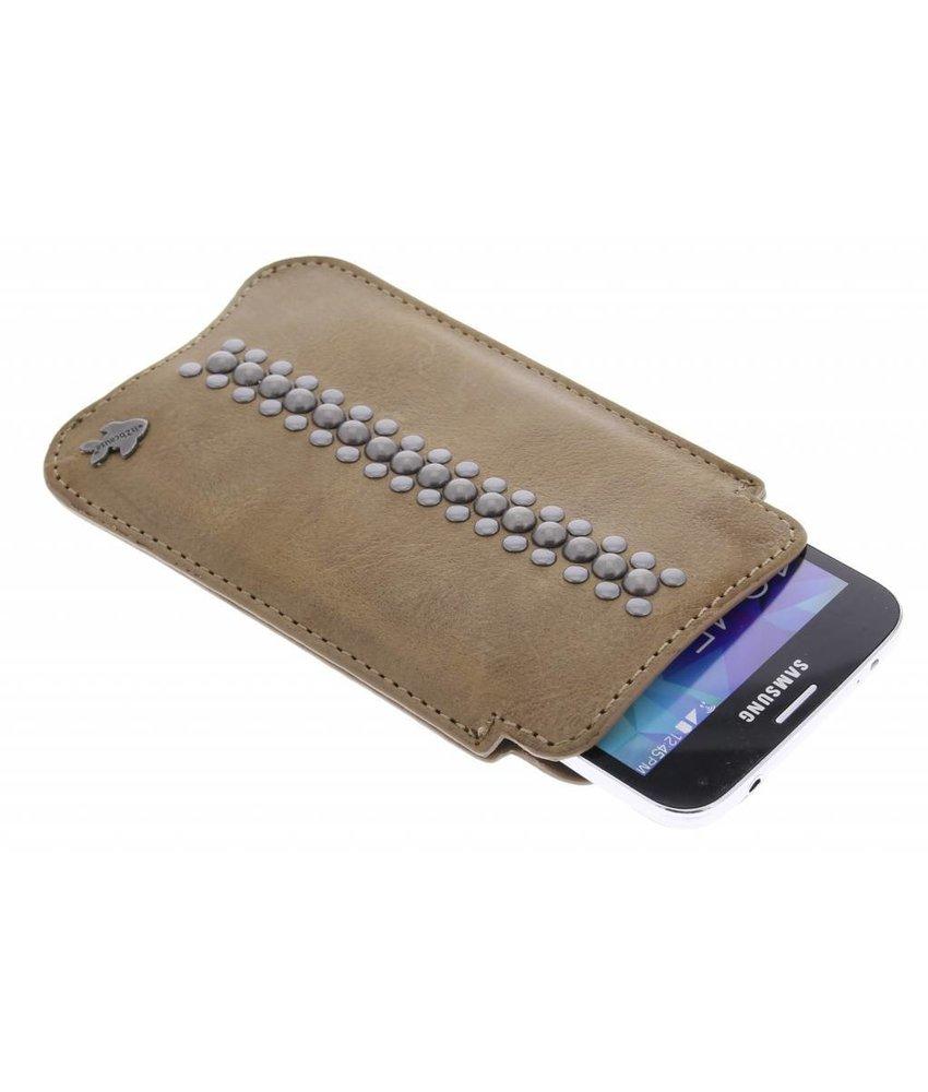 itZbcause Metal Stud insteekhoesje Samsung Galaxy S5 (Plus) / Neo