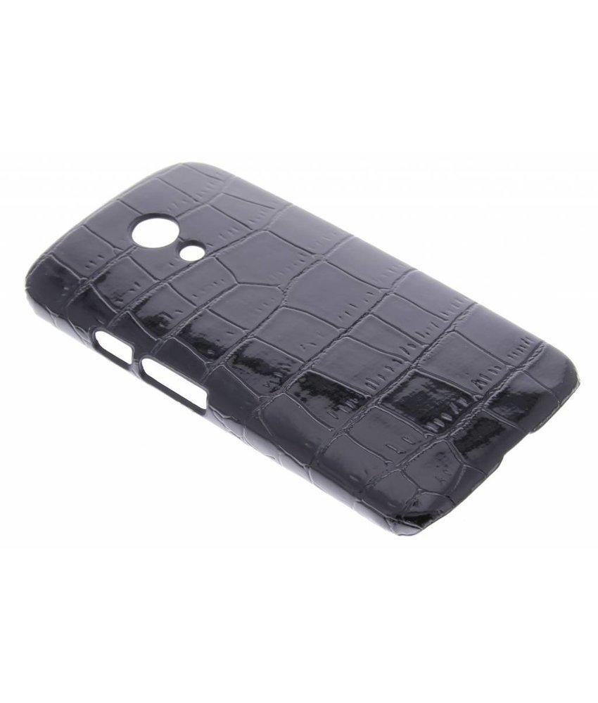 Krokodil design hardcase Motorola Moto G 2nd Gen 2014