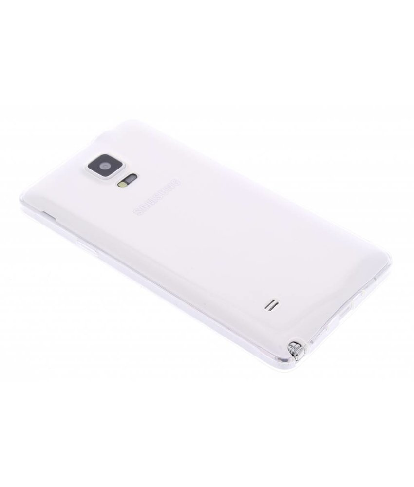 Ultra thin TPU hoesje Samsung Galaxy Note 4