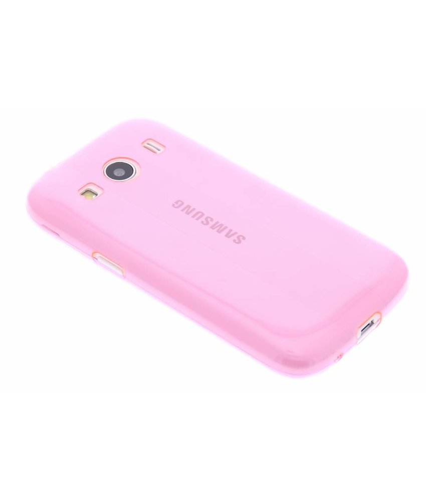 Ultra thin TPU hoesje Samsung Galaxy Ace 4