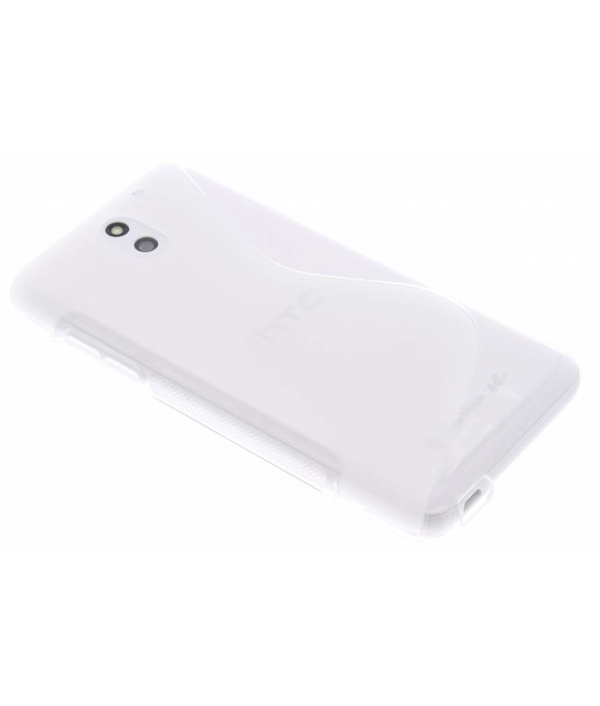 Transparant S-line TPU hoesje HTC Desire 610