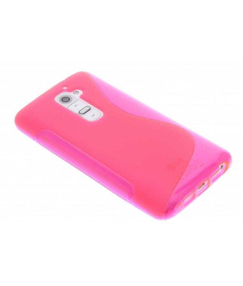 Rosé S-line TPU hoesje LG G2