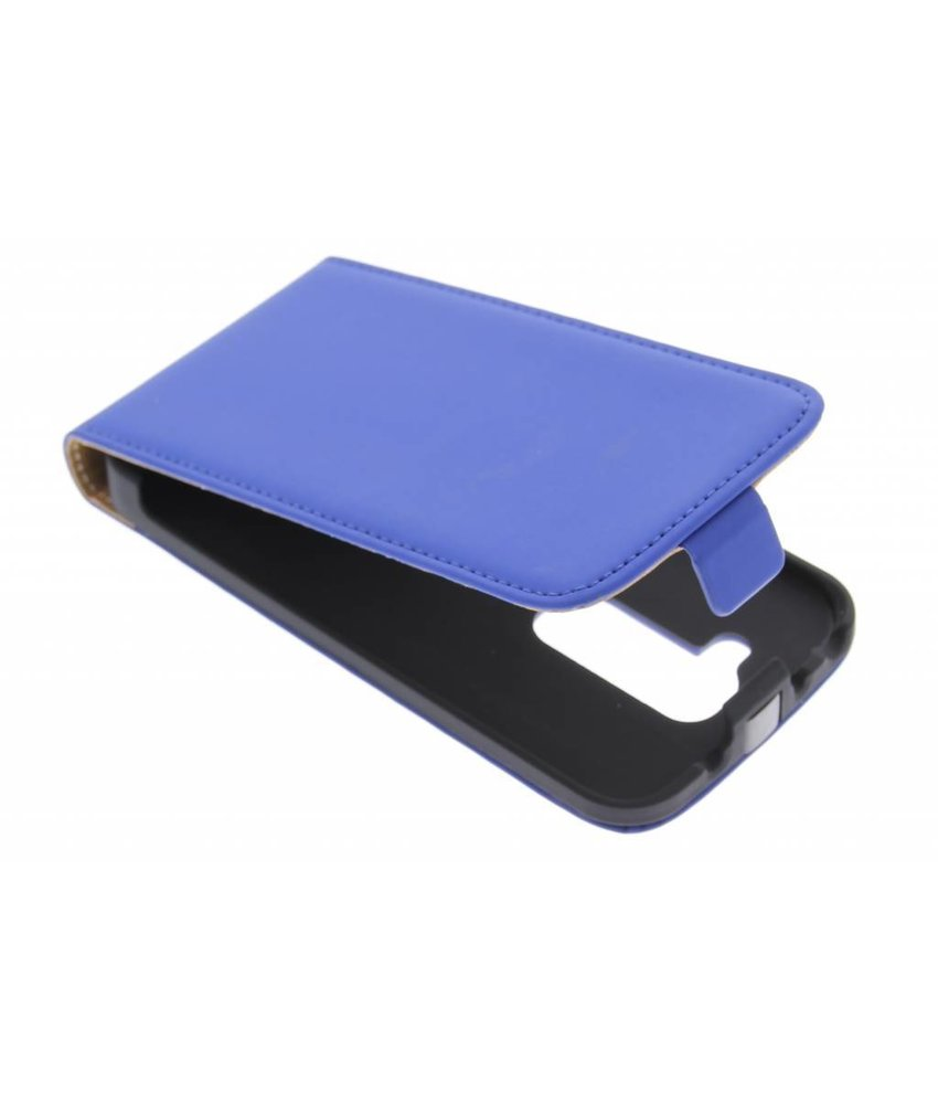 Mobiparts Premium flipcase LG G2 Mini - Blue