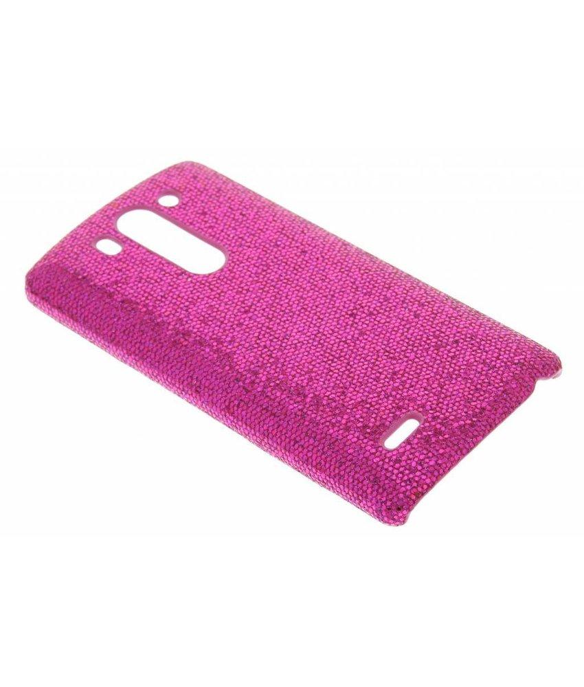 Fuchsia glamour design hardcase hoesje LG G3 S