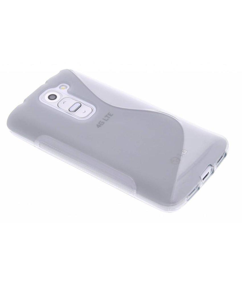 Grijs S-line TPU hoesje LG G2 Mini