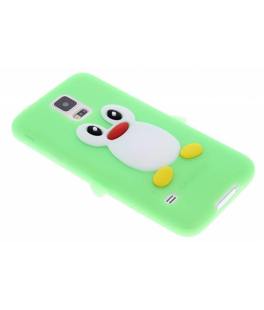 Pinguin siliconen hoesje Samsung Galaxy S5 (Plus) / Neo