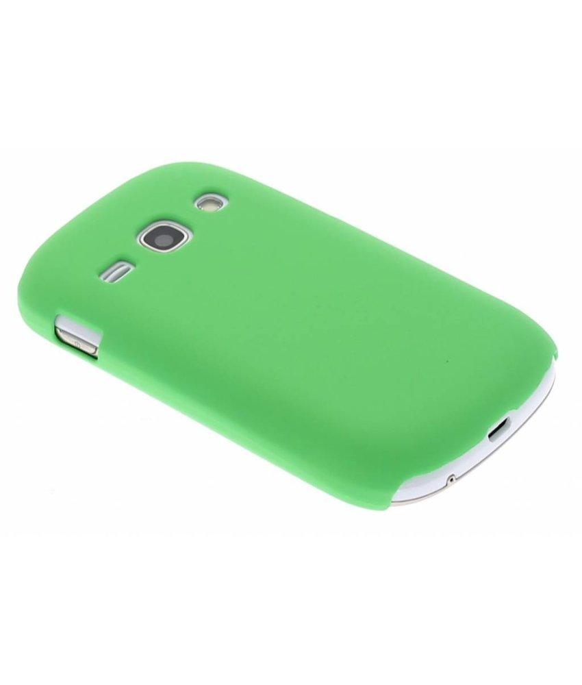 Groen effen hardcase Samsung Galaxy Fame
