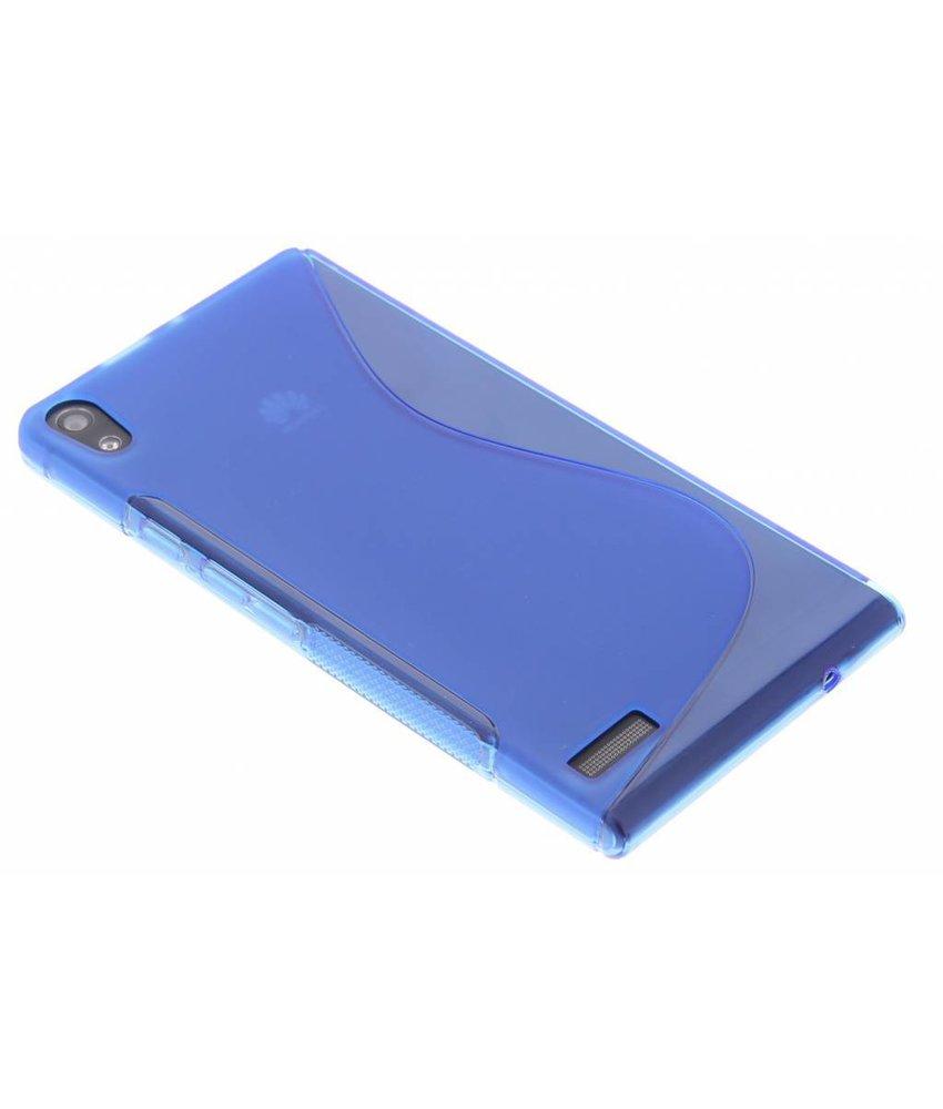 S-line TPU hoesje Huawei Ascend P6 / P6s