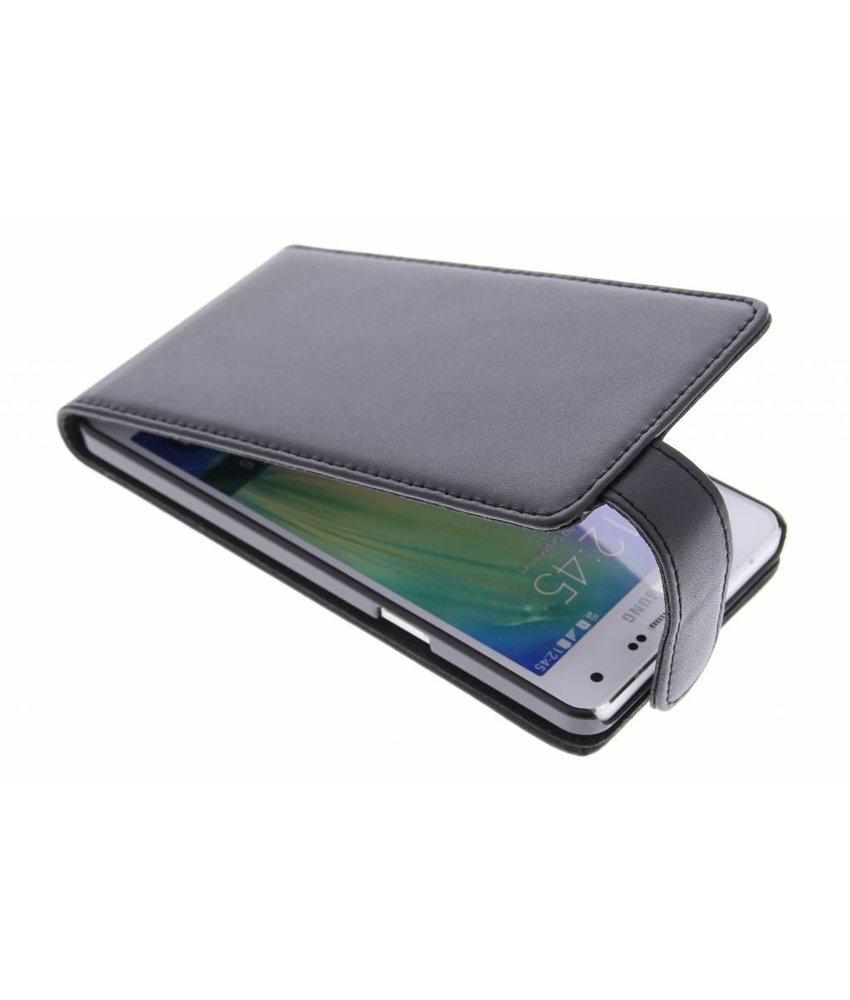 Zwart stijlvolle flipcase Samsung Galaxy A5