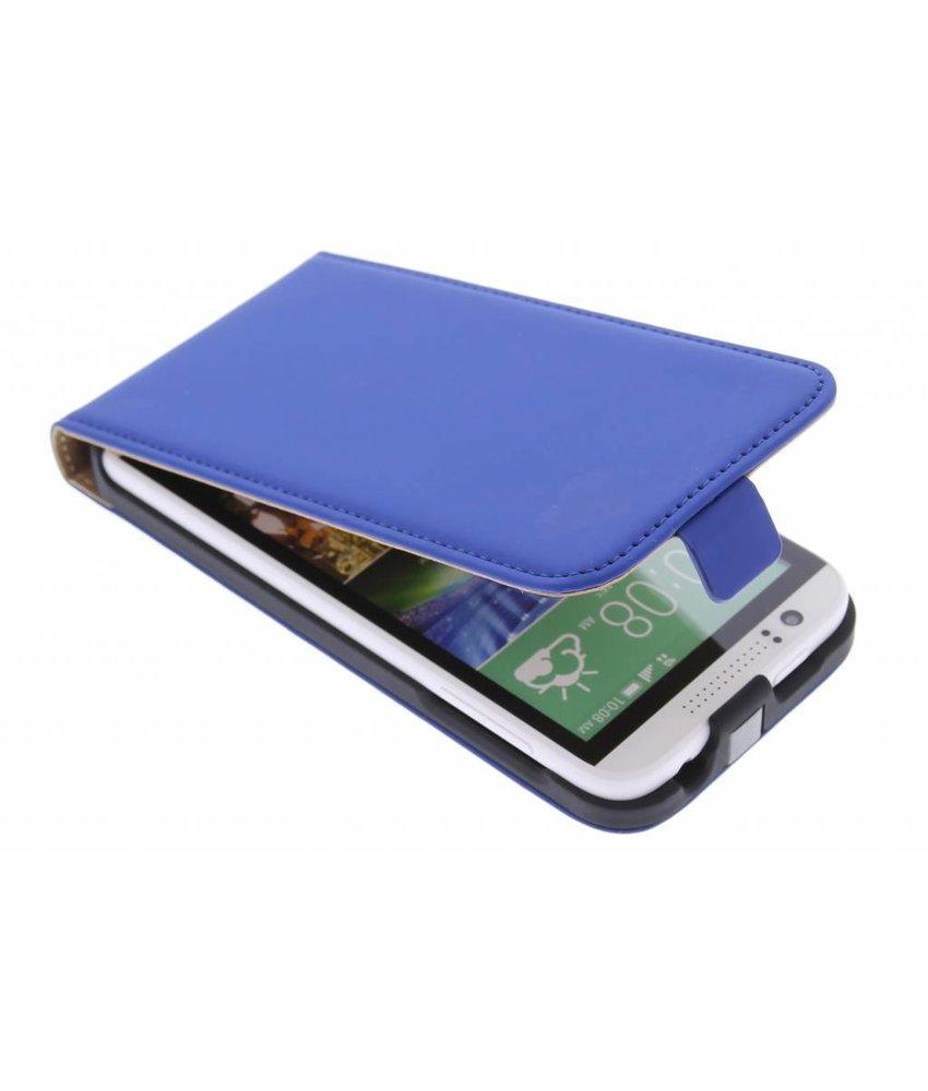 Mobiparts Premium flipcase HTC Desire 510 - Blue