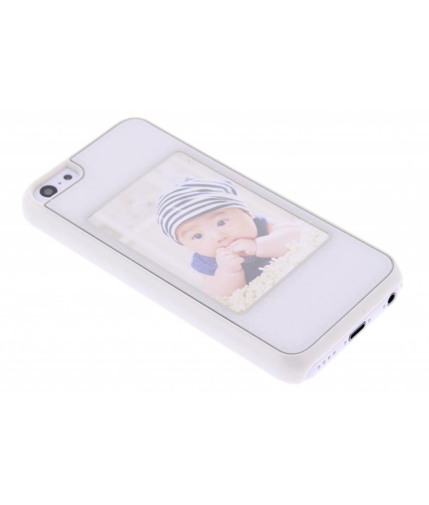 Wit picture frame hardcase iPhone 5c