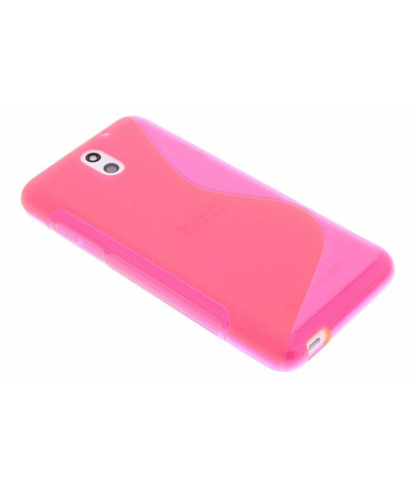 Rosé S-line TPU hoesje HTC Desire 610