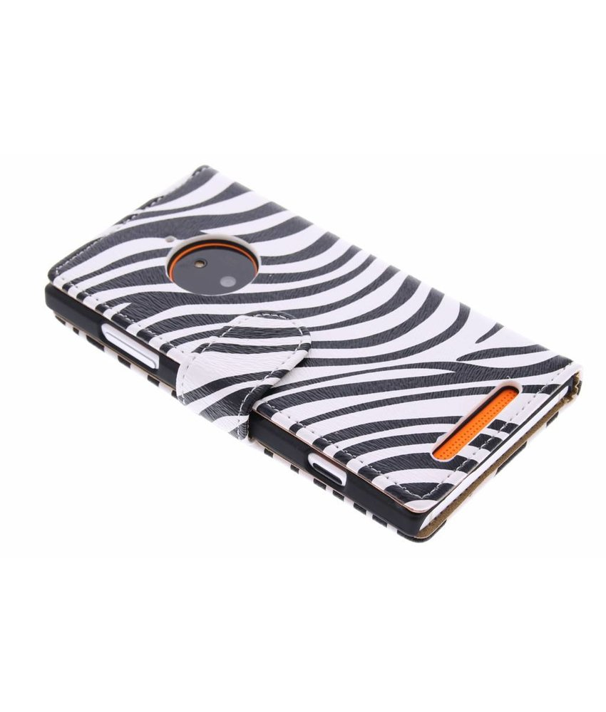 Zebra booktype Nokia Lumia 830