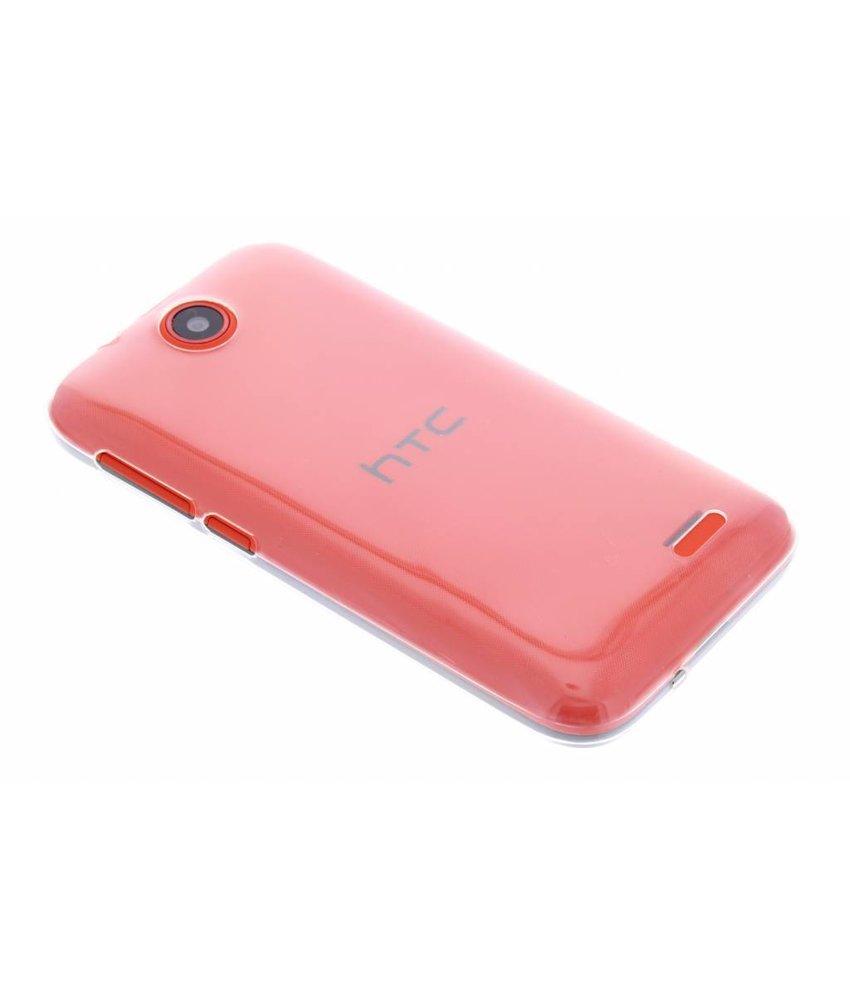 Ultra thin transparant TPU hoesje HTC Desire 310