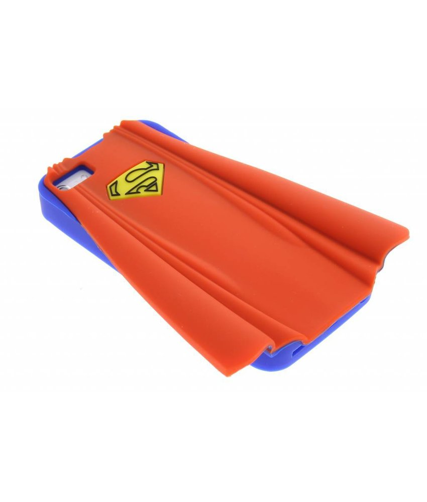 DC Comics Superman cape TPU hoesje iPhone 5 / 5s / SE